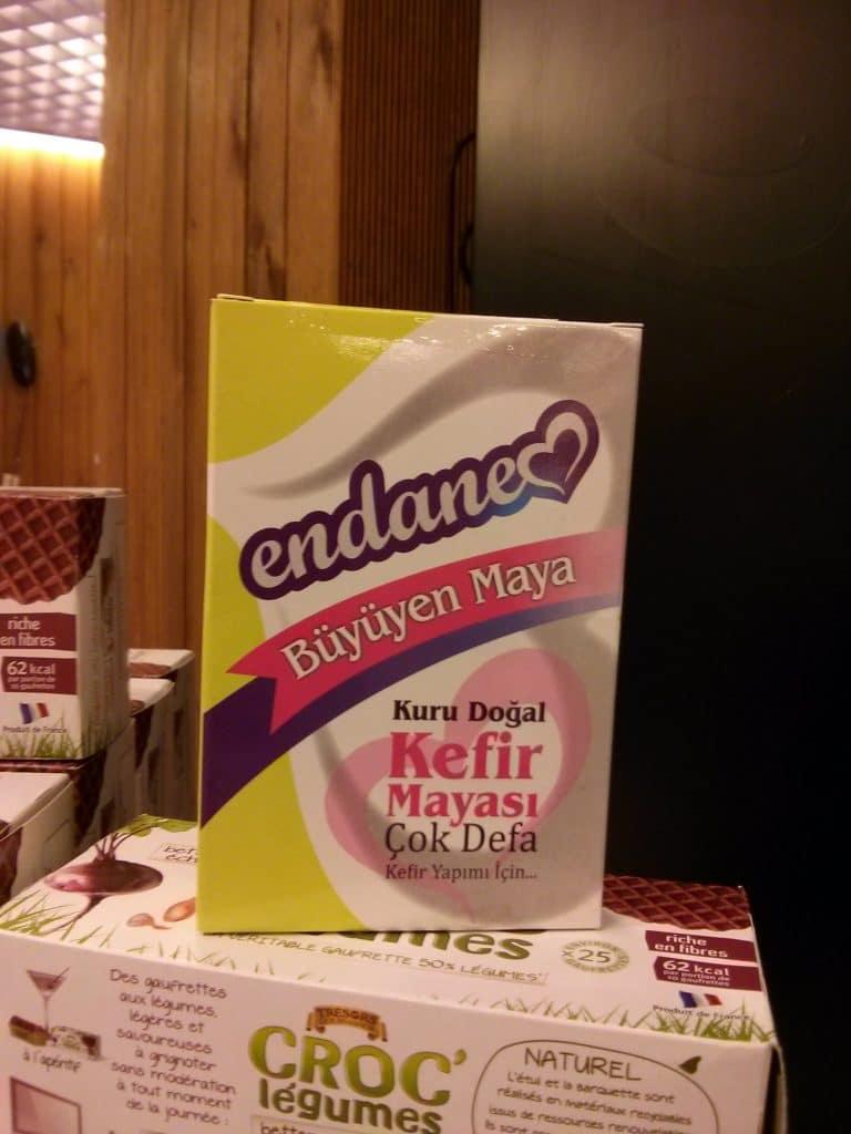Endanem Kefir mayası sadece Türkiye pazarında değil tüm dünya pazarlarında yer edebilecek bir ürün.